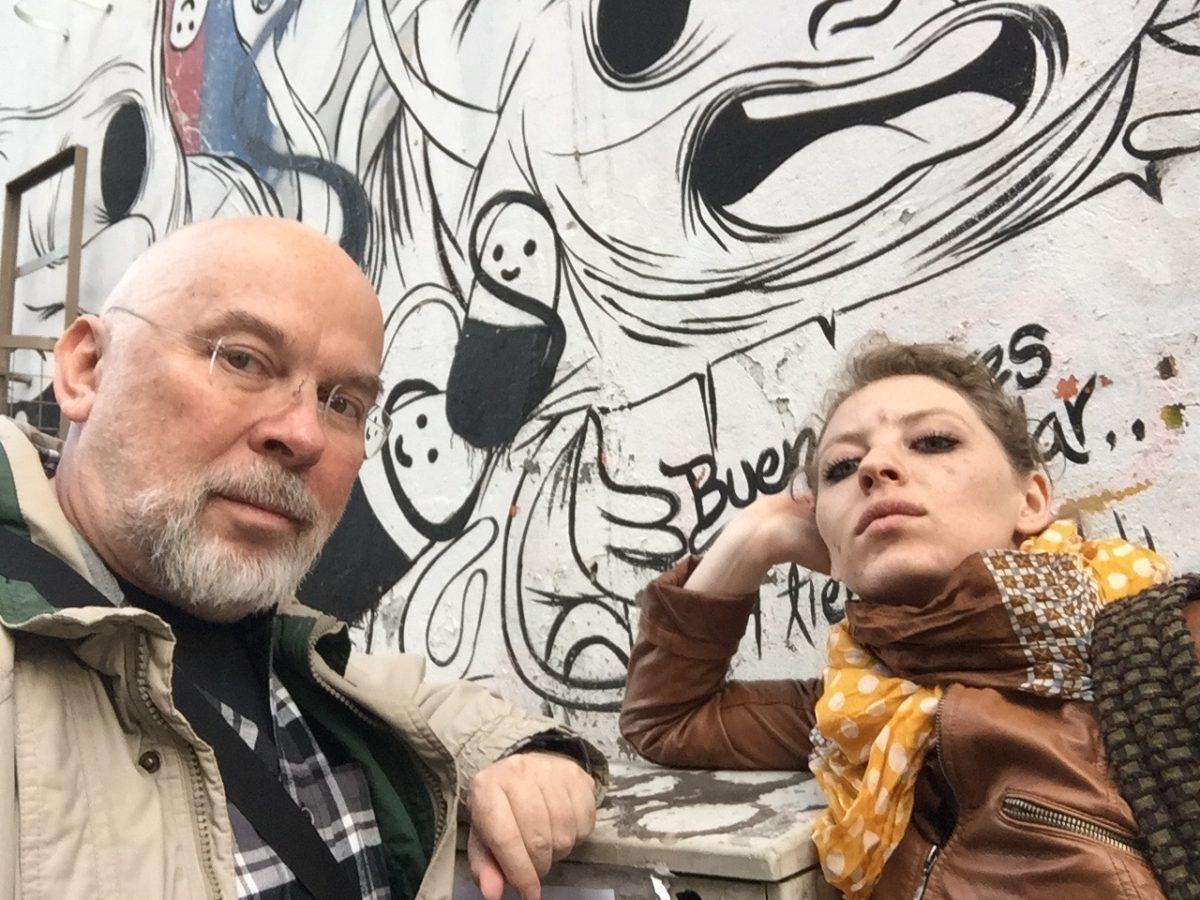 De nalgas, taxistas y desayunos malogrados en Buenos Aires