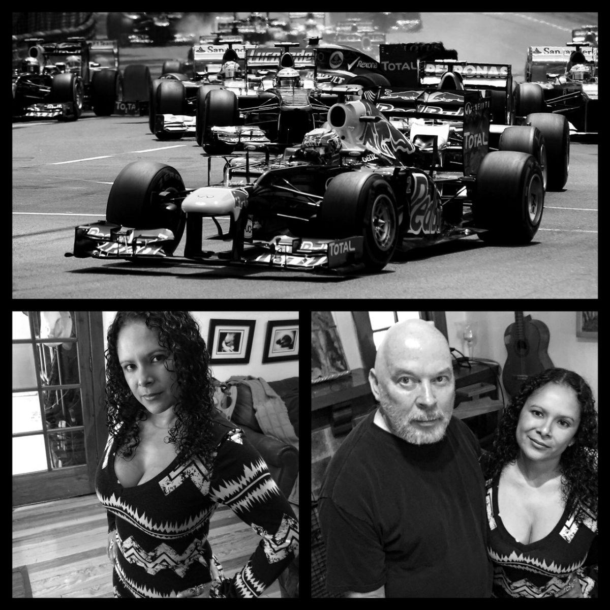 Recuerdos del Gran Premio de F1: del Fiat destartalado a las curvas de mi prietita…