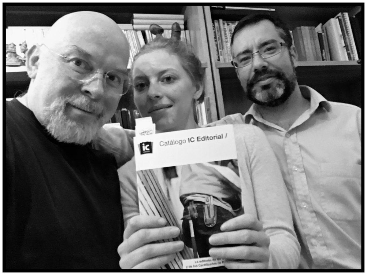 IC-Editorial México: Una nueva aventura que enriquece la bibliodiversidad profesional en nuestro país