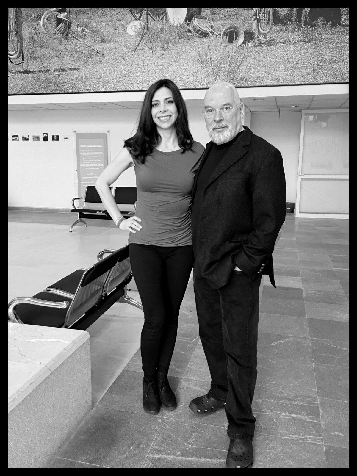 Soundtrack de una vida: Entrevista a Alejandro Zenker con Laura Barrera